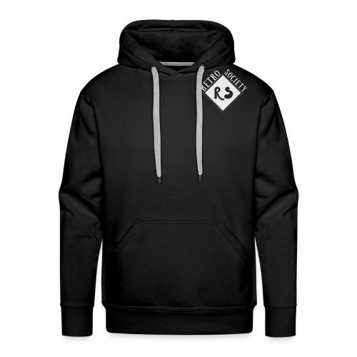Retro Society - Men's Premium Hoodie