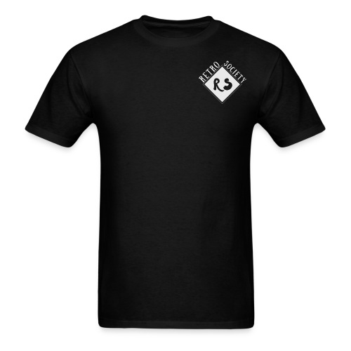 Retro Society - Men's T-Shirt