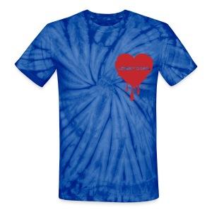 Lonely Otaku - Unisex Tie Dye T-Shirt