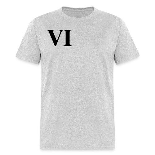 VI Short Sleeve - Men's T-Shirt