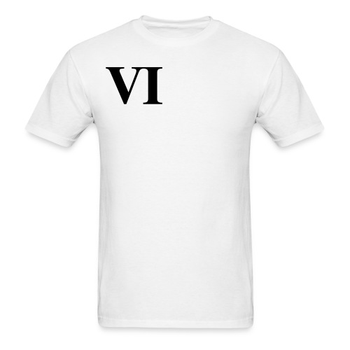 VI Short Sleeve - Men's T-Shirt
