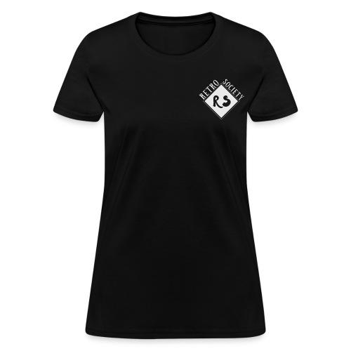 Retro Society - Women's T-Shirt