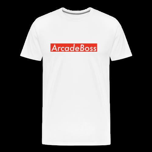 ArcadeBoss T-Shirt - Men's Premium T-Shirt