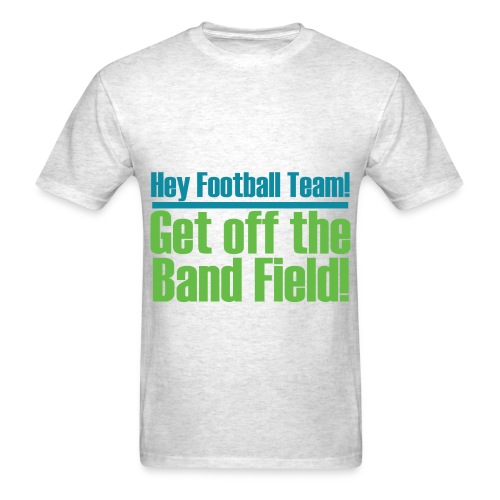 Band Field Mens - Men's T-Shirt