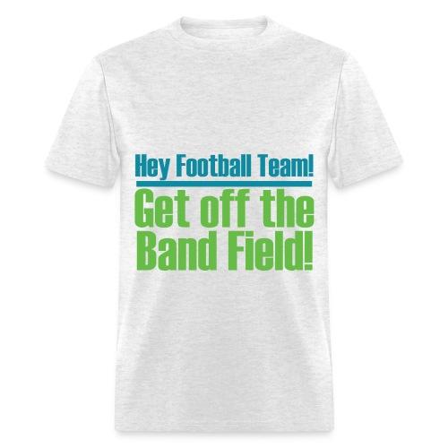 Band Field Mens - Men's T-Shirt