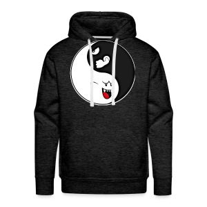 Bullet Bill Ghost Hoodie - Men's Premium Hoodie