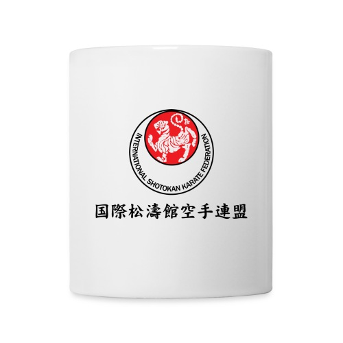 Official_ISKF_Logo_2 - Coffee/Tea Mug