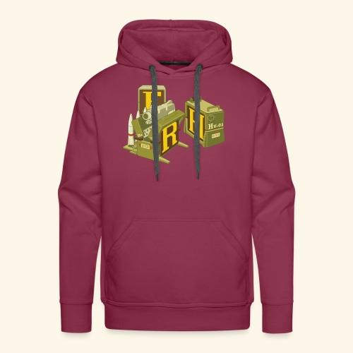 F-H-R-Container - Men's Premium Hoodie