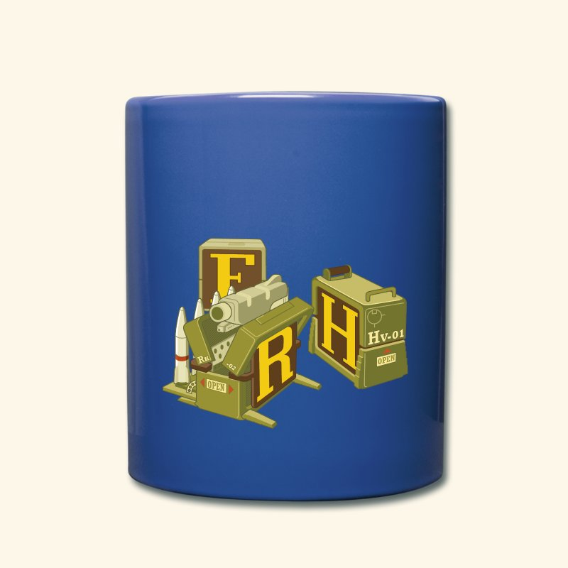 F-H-R-Container - Full Color Mug