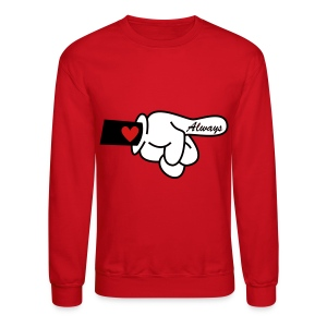 Always - Crewneck Sweatshirt