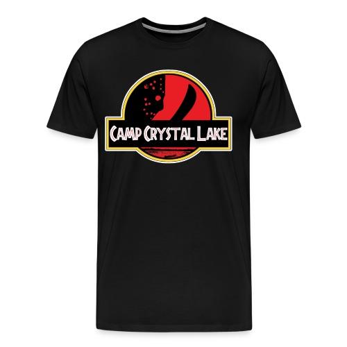 JurassicCamp by DV - Men's Premium T-Shirt