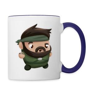 BasketMC Bumpkin Mug - Contrast Coffee Mug