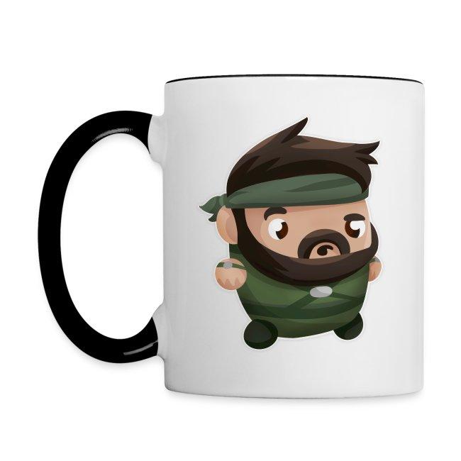 BasketMC Bumpkin Mug