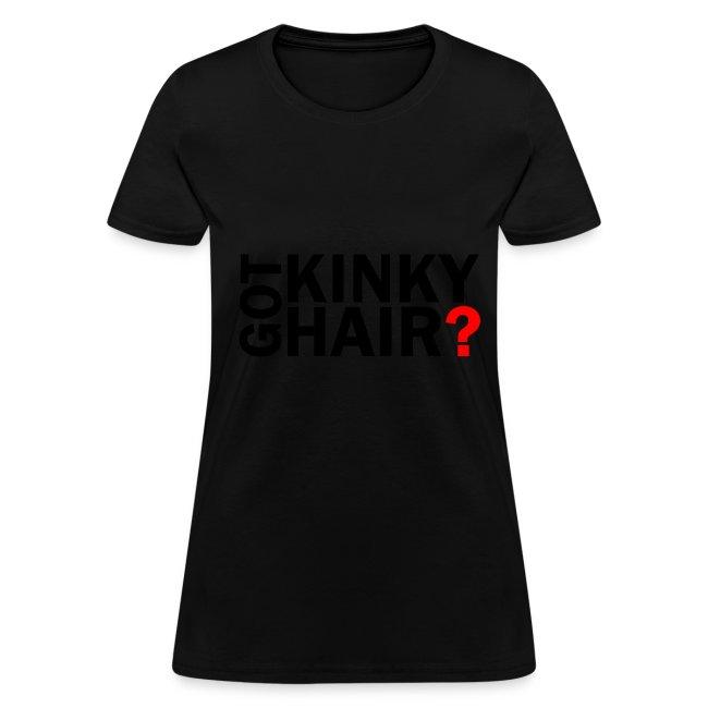 Got Kinky Hair?
