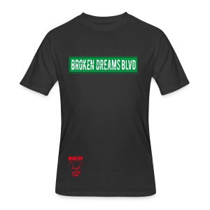 Broken dreams - Men's 50/50 T-Shirt
