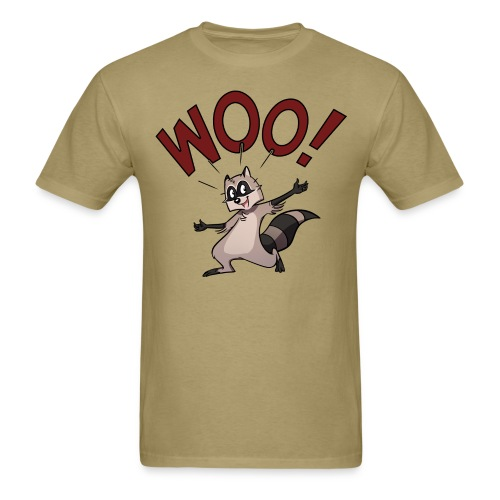 Woo! (Standard) - Men's T-Shirt