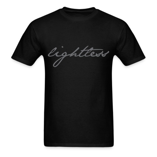 Lightless - Men's T-Shirt