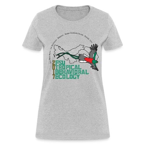 Women's T - Light Shirt Color - Women's T-Shirt