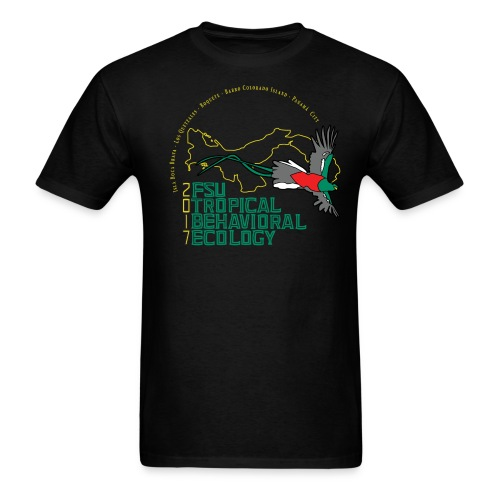 Men's T - Dark Shirt Color - Men's T-Shirt