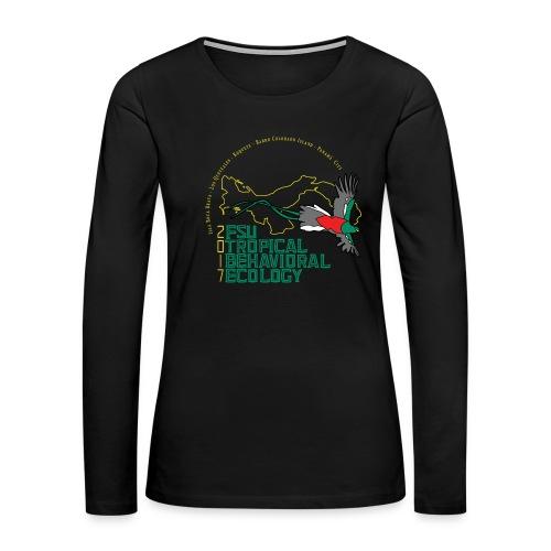 Women's Longsleeve T - Dark Shirt Color - Women's Premium Long Sleeve T-Shirt