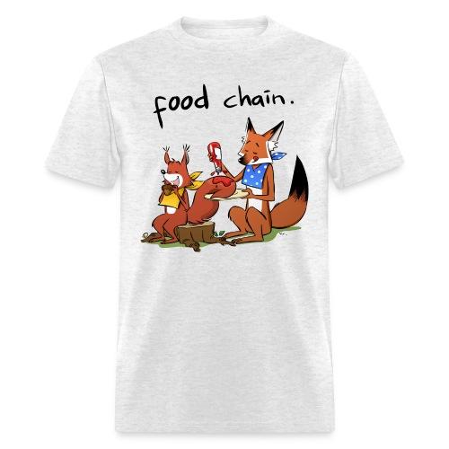 Food Chain (Standard) - Men's T-Shirt
