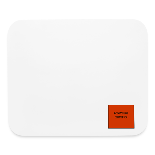 Official ws678101 Gaming Mouse pad - Mouse pad Horizontal
