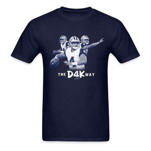 THE DAK WAY - Men's T-Shirt