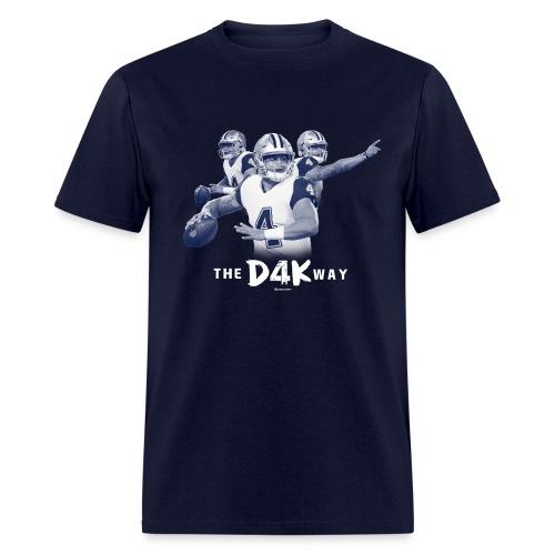 THE DAK WAY - Men's T-Shirt