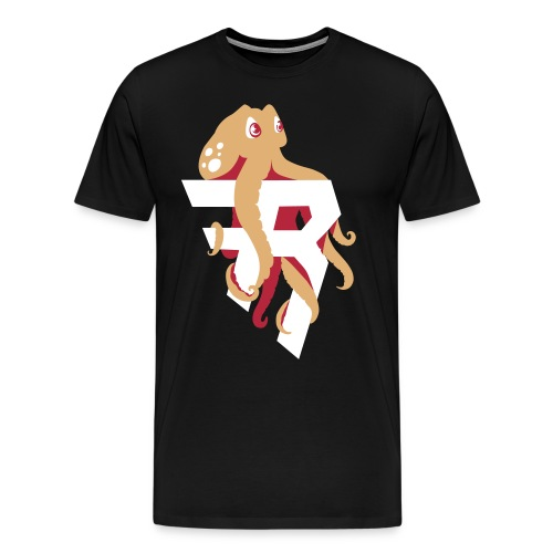 Kraken T-Shirt (Multiple T-shirt color options) - Men's Premium T-Shirt