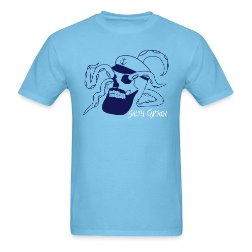 Octopus Skull Tee - Men's T-Shirt