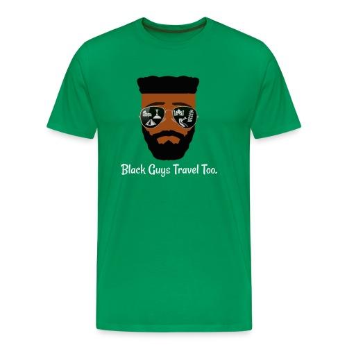 Men's Shirt (BGTT Design 3) - Men's Premium T-Shirt
