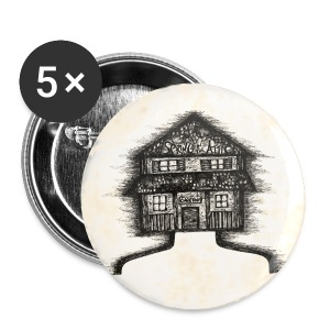 Spring In The Attic Buttons - Large Buttons