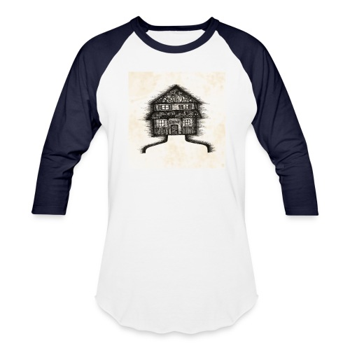 Spring In The Attic Baseball Tee - Baseball T-Shirt