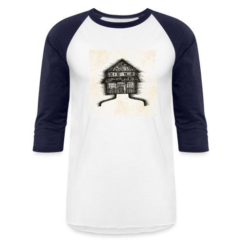 Spring In The Attic Baseball Tee - Baseball T-Shirt