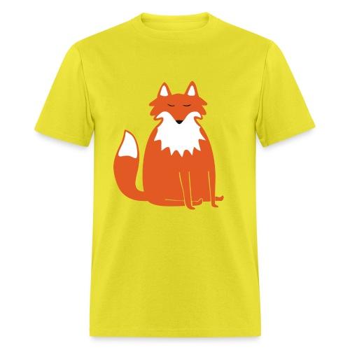 Fat fox - Men's T-Shirt