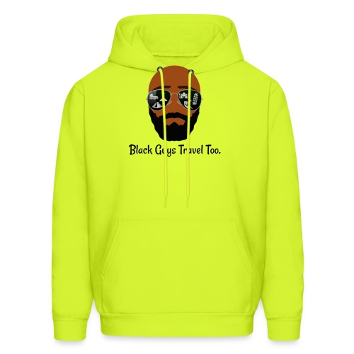 Men's Hoodie (BGTT Bald Design) - Men's Hoodie