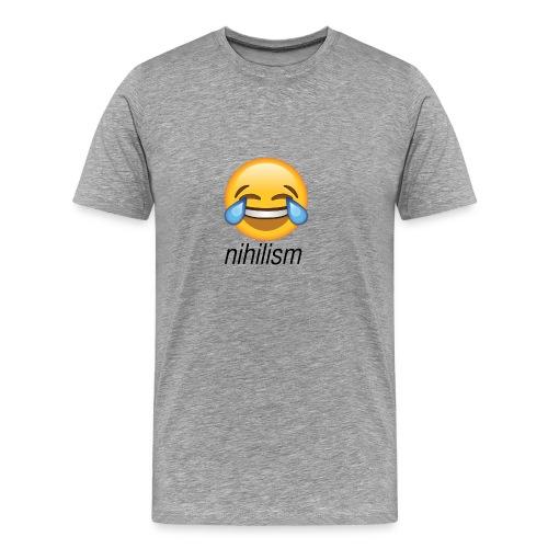 Nihilism - Men's Premium T-Shirt