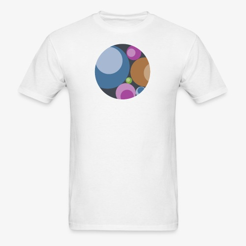 Payful Orbs - Men's Basic - Men's T-Shirt