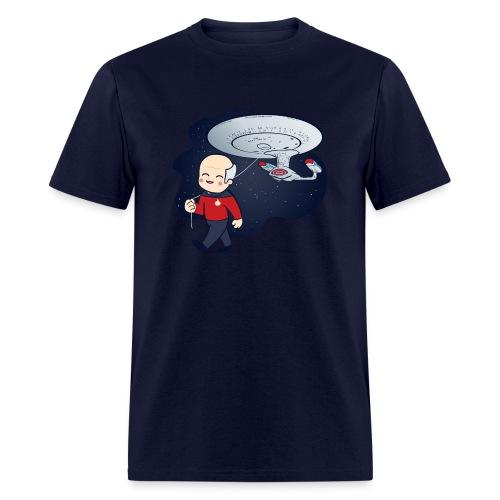Picard Balloon - Men's T-Shirt