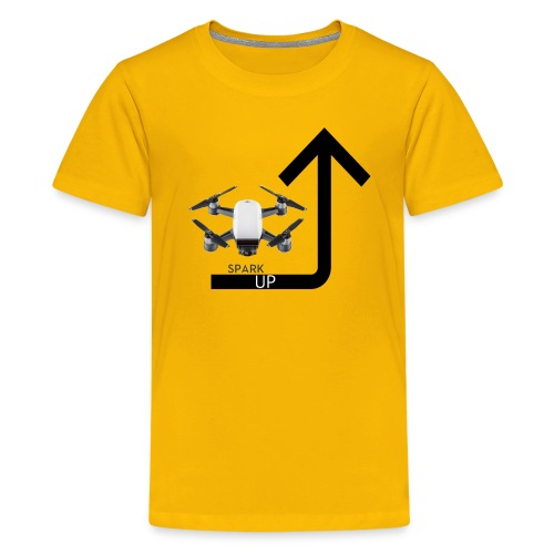 Spark Up - Kids' Premium T-Shirt