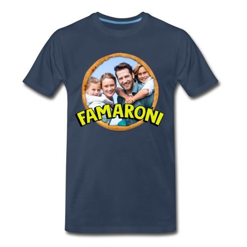 Famaroni Men's Shirt - Men's Premium T-Shirt