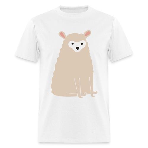 Fat sheep - Men's T-Shirt