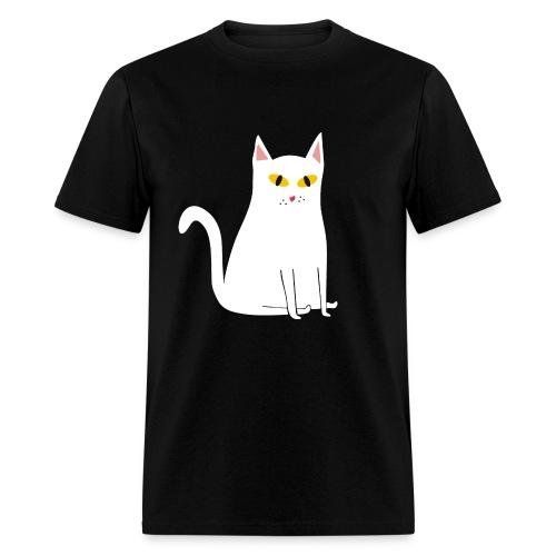 Fat cat - Men's T-Shirt