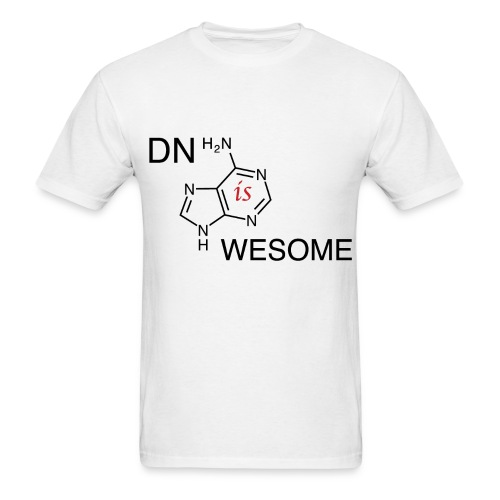 DNA is Awesome - Men's T-Shirt