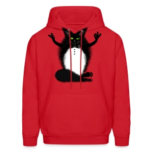 ZIGGY THE CAT - Men's Hoodie