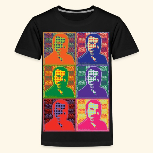 Dick Law Firm - Pop Art T-Shirt - Youth - Kids' Premium T-Shirt