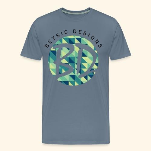 BD Logo Tee - Men's Premium T-Shirt
