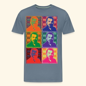 Dick Law Firm - Pop Art T-Shirt - Mens - Men's Premium T-Shirt