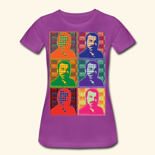 Dick Law Firm - Pop Art T-Shirt - Womens - Women's Premium T-Shirt