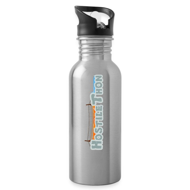 Hostilethon Water Bottle